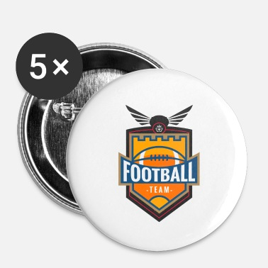 Football Team FOOTBALL TEAM - Small Buttons