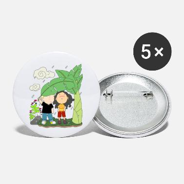 Couples couple - Small Buttons