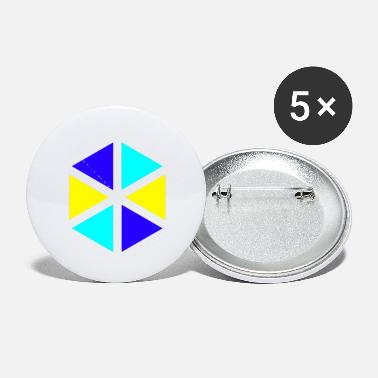 Triangle TRIANGLE - Small Buttons