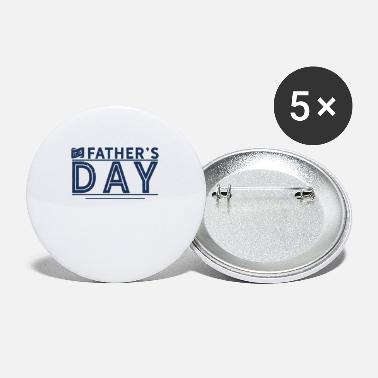 Father Day Father's Day Father's Day Father's Day - Small Buttons