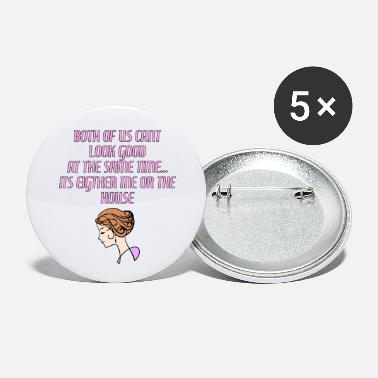 Humor Housewives - humor - Small Buttons