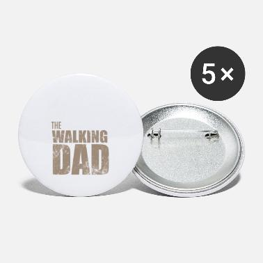 Buggy Funny walking dad gift - Small Buttons