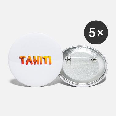 Tahiti Tahiti - Small Buttons