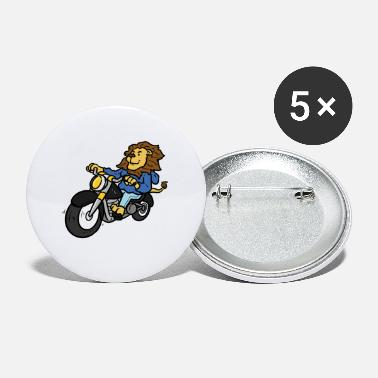 Cross Motorcycle Ride Gift Shirt Bike Kraftrad Biker - Small Buttons