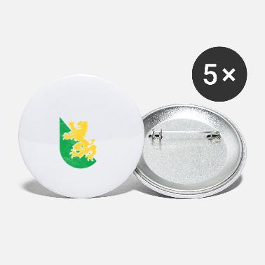 Europe Switzerland Swiss Gift Idea - Small Buttons