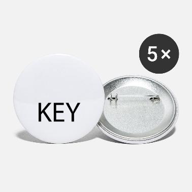 Association KEY Cool Youth Kids Culture Language Teacher - Small Buttons