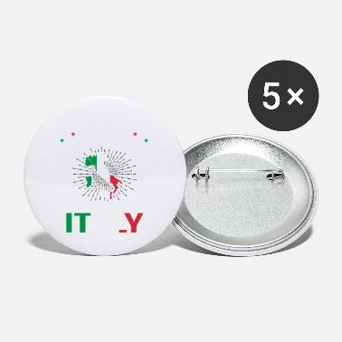Italy Italy - Small Buttons