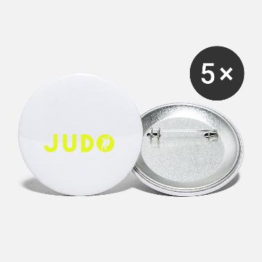 Judo Funny Judo Shirt Judo / Judo Gifts /Judo Training - Small Buttons
