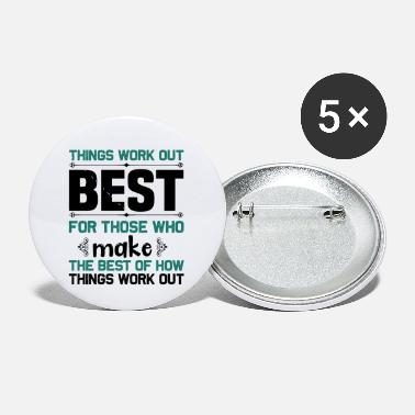 Success Motivation and Success for Success - Small Buttons