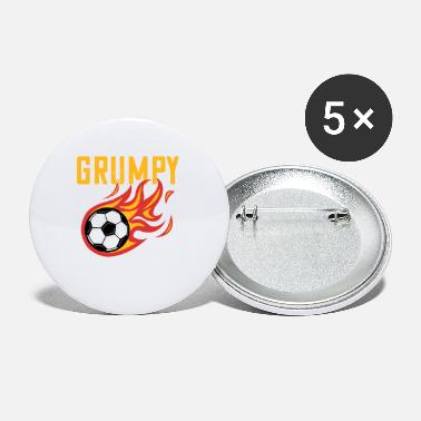 European Champion Grumpy Striker - Small Buttons