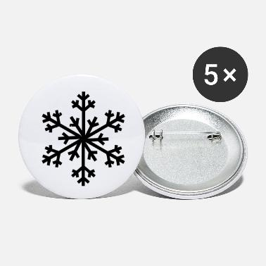 Snowflake Snowflake - Small Buttons