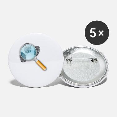 Shop Detective Buttons online | Spreadshirt
