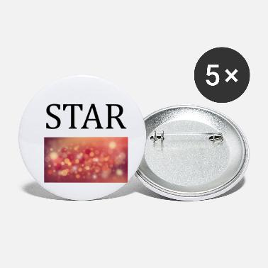 Glamour star glamour - Small Buttons