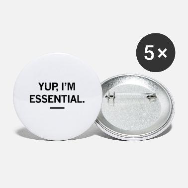 Im Yup I'm Essential Shirt - Small Buttons