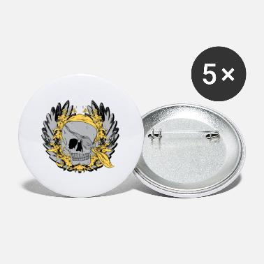 Pirate Skull Pirate Skull - Small Buttons
