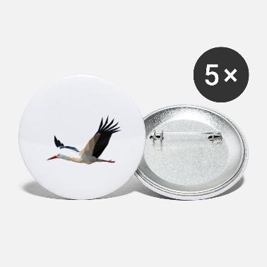 Stork Storch - Small Buttons
