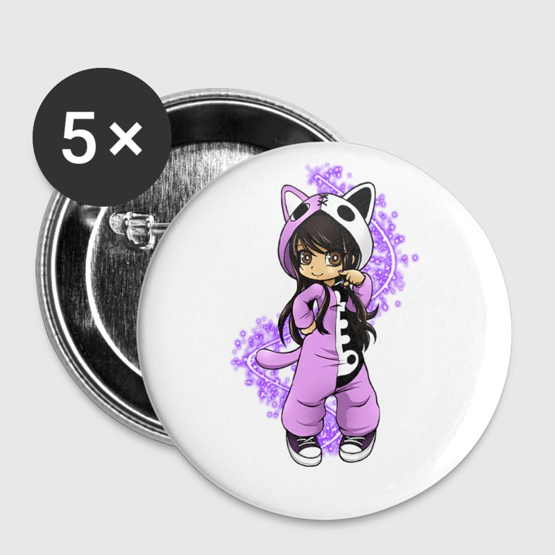 aphmau - Small Buttons