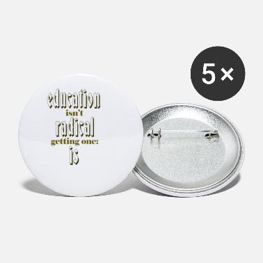 Education Culture education - Small Buttons