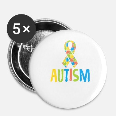 Autism Awareness Cute Autism Awareness for Autism Awareness - Small Buttons