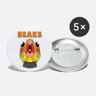 Beak BEAKS - Small Buttons