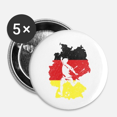 Football Team Germany football team shirt - Small Buttons