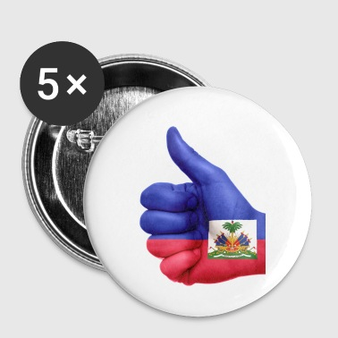 Haiti haiti - Small Buttons