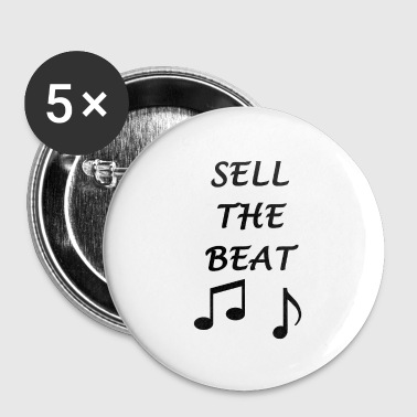 Sell the beat - Small Buttons