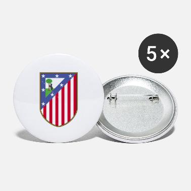 Diego Forlan Atlético Madrid - Small Buttons