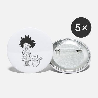 Apprentice Witch's Apprentice - Small Buttons