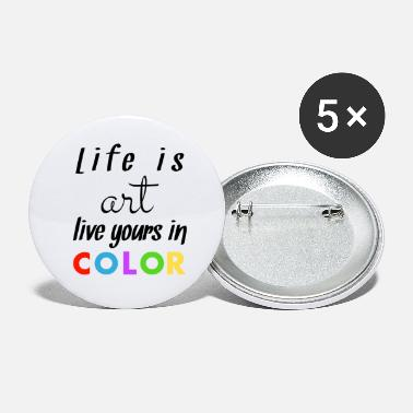 Color Color - Small Buttons