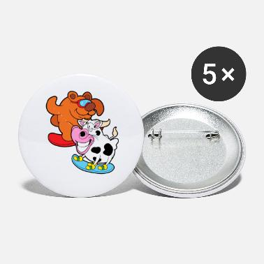 Snowboarder Snowboarding Snowboarder Snowboard - Small Buttons