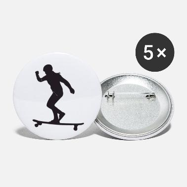 Boarders boarder - Small Buttons