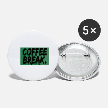 Coffee Break Coffee break - Small Buttons