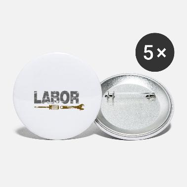 Labor Day Labor Day - Small Buttons
