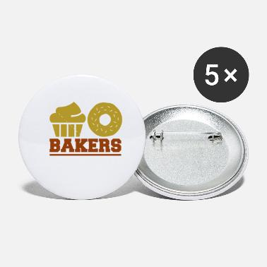 Bake Baking - Small Buttons
