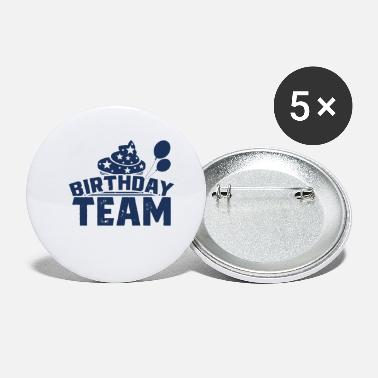 Birthday Birthday Birthday Birthday Birthday - Small Buttons