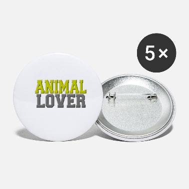 Animal Lover Animal lover - Small Buttons
