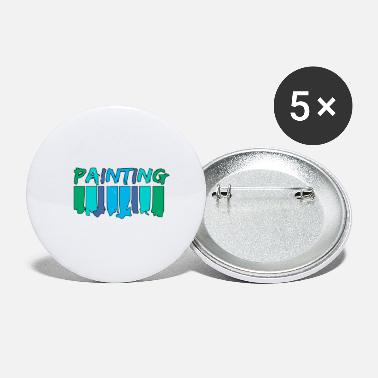Painting Painting - Small Buttons