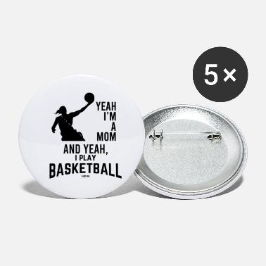 Basketball Team Basketball basketball basketball team - Small Buttons