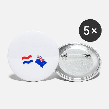 Made in newzealand with dutch part - Small Buttons