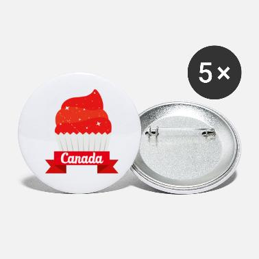 Canada Happy Canada Day - Small Buttons