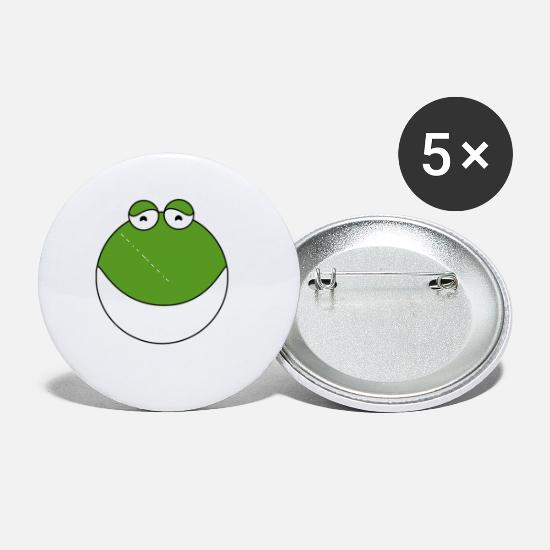 Pond Buttons - fro 45 - Small Buttons white