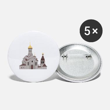Orthodox Orthodox church - Small Buttons