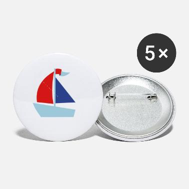 Boat boat - Small Buttons