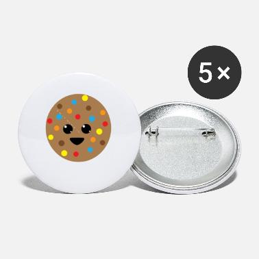 Rainbow rainbow cookie - Small Buttons