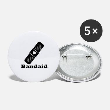 Bandaid Bandaid - Small Buttons