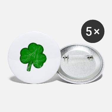 St Patricks Day - Small Buttons