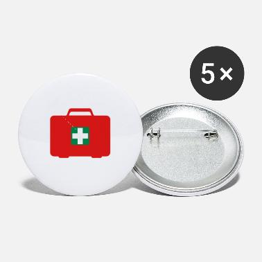 First Aid First Aid Kit - Small Buttons