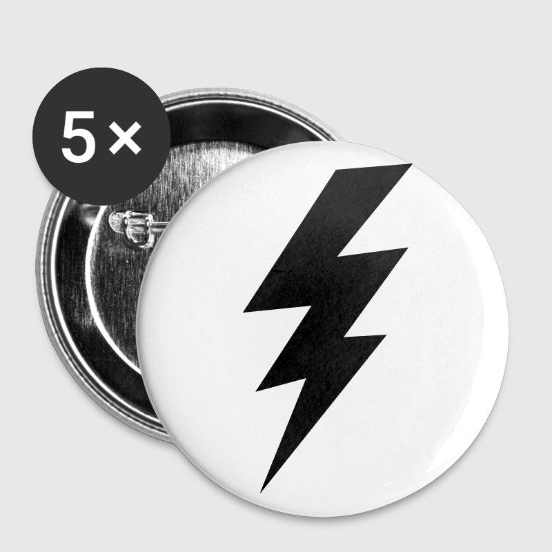 Thunder Lightning Bolt Flash By Pinkcake