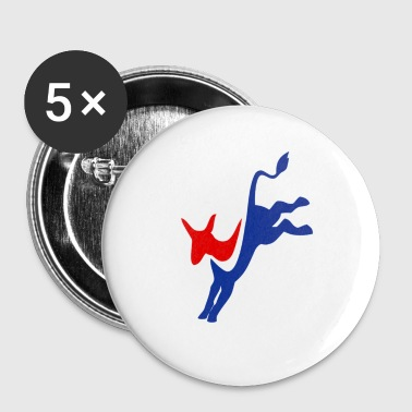 Democratic Party Democrat - Small Buttons